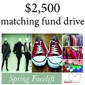 Spring Facelift Matching Fund